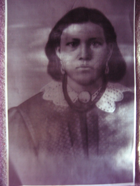Mary Elizabeth Taylor McNeill, my great-great grandmother