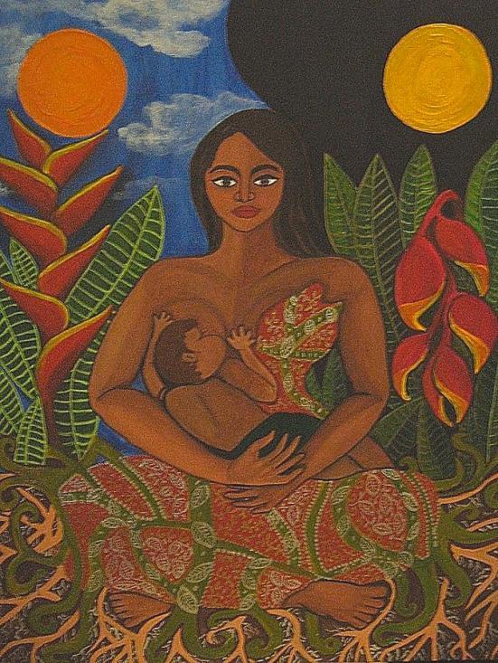 nourish mother