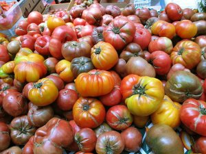 heirloom toms