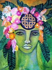 Warrior Goddess ~ Tracie Hanson
