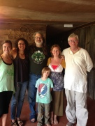 ...attending Matthew Wood's intensive at Darrell Martin's place in SE Mississippi, Blue Boy Herbs...